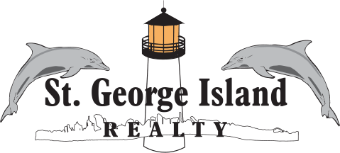 St. George Island Real Estate Logo